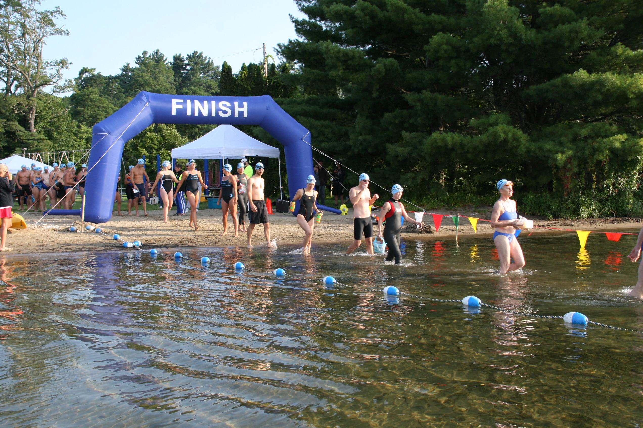 Swim Lake George Open Water Weekend