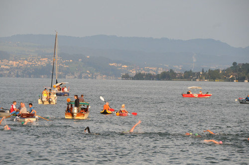 Marathon-Swim 2014, Switzerland 2 – 100