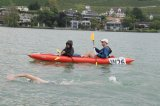 The Swimmer and the Kayaker – Marathon swimming is a TEAM sport!