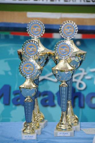 Marathon-Swim 2014, Switzerland 5 – 25